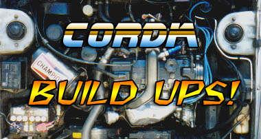 Cordia Build Ups!